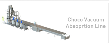 Choco Vacuum Absorption Line