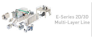 E-Series 3D Multi-Layer Line