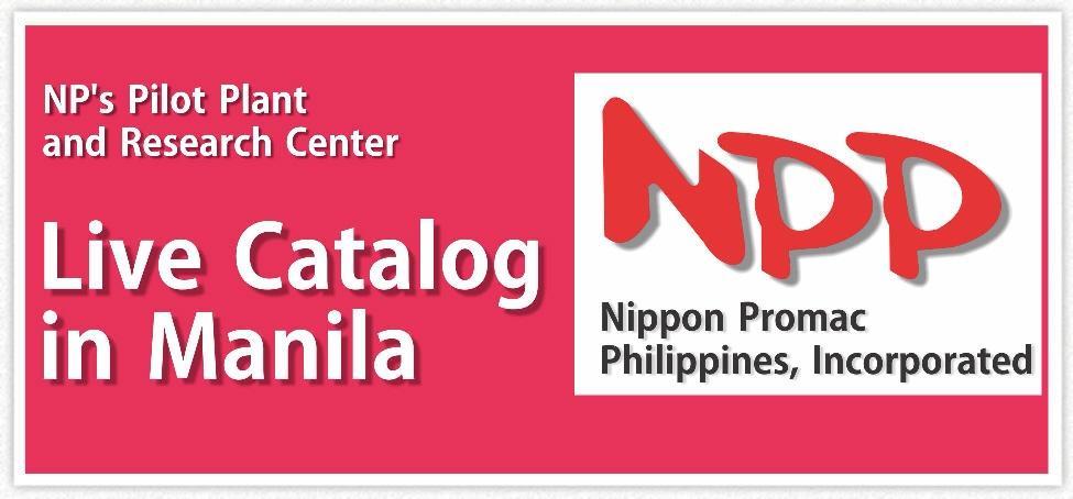 Live Catalog Manila